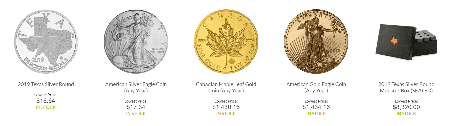 Texas Precious Metals Reviews Coins-min