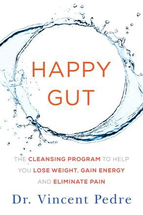 Happy Gut book cover