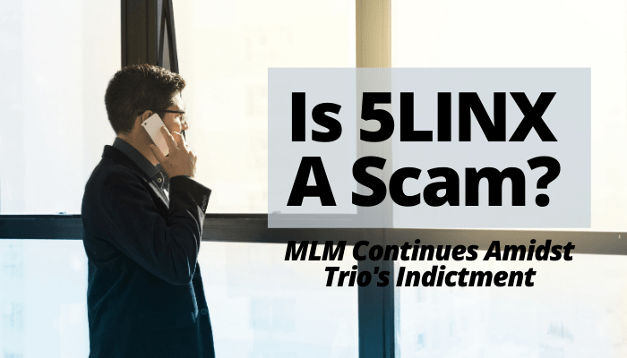 Is 5LINX A Scam Featured Image
