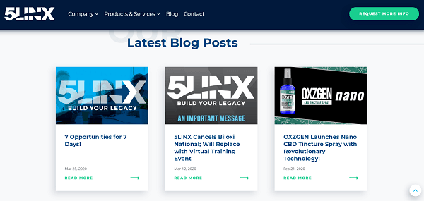 Is 5LINX A Scam Latest Blog Posts