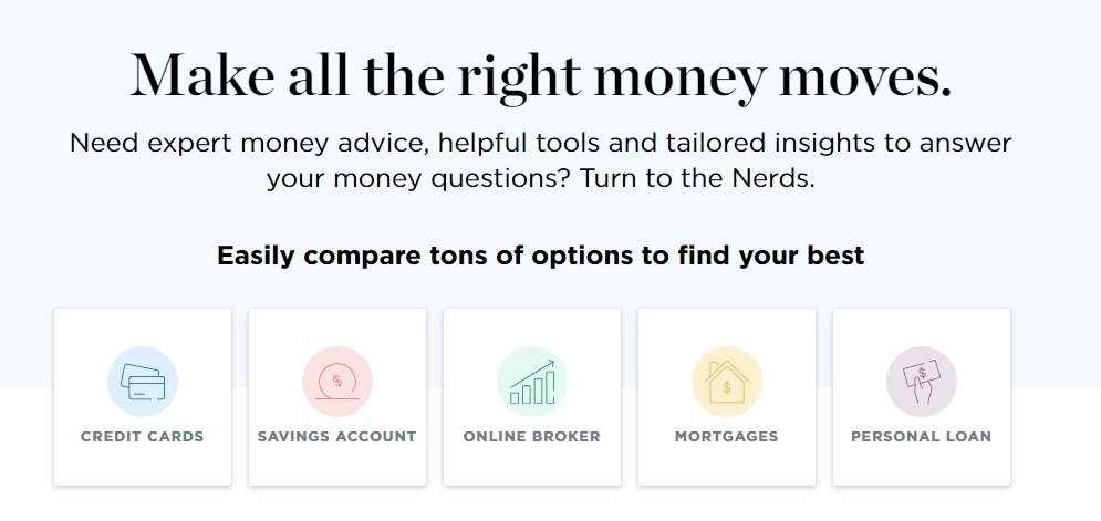 Is NerdWallet A Scam Features
