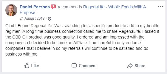 RegenaLife Review Positive